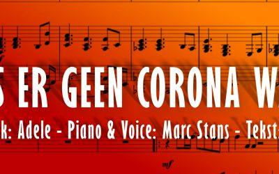 Lied: Als er geen Corona was